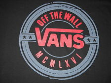 "VANS ""Off The Wall"" Shoes & Sneakers T-Shirt XL NEW w/Tags"