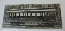 USA381 - CHICAGO STREET RAILROAD Co ~ TROLLEY No402 PHOTO Illinois USA