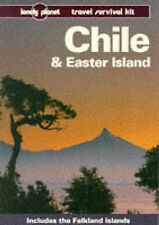 LONELY PLANET TRAVEL SURVIVAL KIT: CHILE AND EASTER ISLAND. Wayne. Bernhardson V