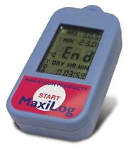 Compact, Single-Use, LCD Temperature Data Loggers (Sold in Batches of 50 Units)