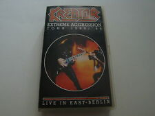 Kreator Extreme Aggression Tour 1989/90