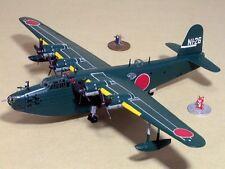 Big Bird 4 #1 WW2 1:144 Japan Kawanishi Type 2 H8K Flying Boat Plane Model BB4_1