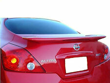 PAINTED REAR WING SPOILER FOR A NISSAN ALTIMA 2-DOOR COUPE with light 2008-2013