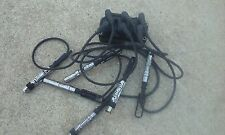 VW VR6 Ignition Coil Pack and Spark Plug Wires
