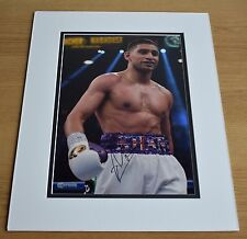 Amir Khan SIGNED autograph 16x12 LARGE photo display Boxing Sport AFTAL & COA