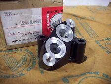 NEU Auschluss Ölschlauch Ölkühler Motor / Joint Oil Pipe Honda CB 450 S - PC17