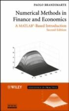 NEW - Free Ship - Numerical Methods in Finance and Economics by Brandimarte