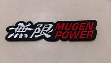 Patch Honda Mugen Power USA Embroidered  Iron Sew on Jacket Bag Logo DIY HOT