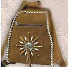 SAC INDIEN A FRANGES - WESTERN - COUNTRY - USA