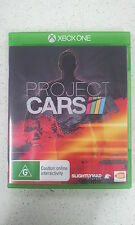Project Cars Xbox One Brand New