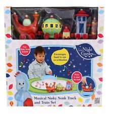 New In The Night Garden Musical Ninky Nonk Track & Train Playset