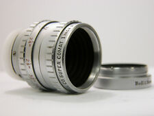 Bell & Howell 25MM 1 Inch Super Comat C-Mount Lens For Bolex BMPCC 4/3rds  Nice!