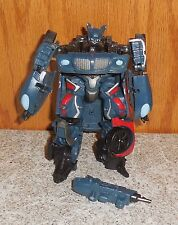 Transformers Movie ROTF SMOKESCREEN Complete Hasbro 2007 Figures