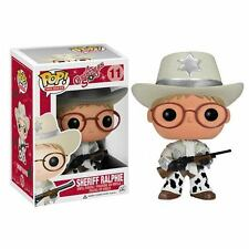 FUNKO POP HOLIDAYS A CHRISTMAS STORY BB GUN SHERIFF RALPHIE #11 Figure In Stock