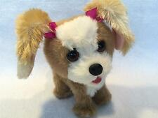 Furreal Friends Bouncy My Happy-To-See-Me Pup Dog Plush Toy - VERY GOOD COND
