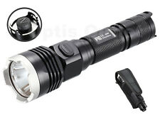 Nitecore Precise P16 Cree XM-L2 LED Long Range Tactical Flashlight - 960 Lumens
