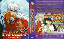 English Language ~ Inuyasha (1 - 167End) ~ 8-DVD BOX SET ~ Japan Anime