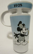 Disney Store Mickey Mouse Through The Years 1928-Today Large Mug Cup Coffee Tea