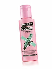Crazy Color por Renbow Tinte Pelo Semi Permanente Crema En Menta No.71 100ml