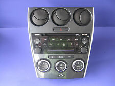 CD AUTORADIO RADIO MAZDA 6 GG GY KLIMABEDIENTEIL  CD CQ-MM4570AK