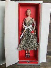 JASON WU FASHION ROYALTY DOLL IN BOX 2007 LEOPARD PRINT DRESS