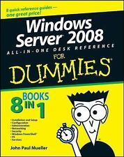 Windows Server 2008 All-In-One Desk Reference For Dummies, John Paul Mueller, Go