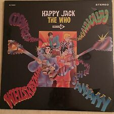 THE WHO - Happy Jack - Original USA SEALED Vinyl LP Decca DL-74892 1967