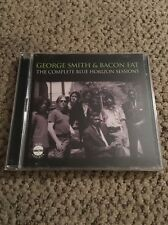 George Harmonica Smith & Bacon Fat The Complete Blue Horizon Sessions 2CD