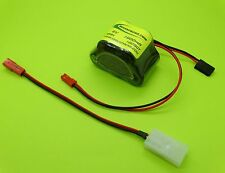 6V 1600 6V HUMP BATTERY FOR ASSOCIATED MGT MONSTER GT 3.0 / MADE IN USA