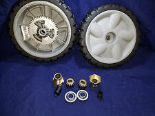 OEM Lawnboy Lawnmower Updated Ultimate Wheel KIT for 119-0321 With Metal Gears