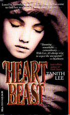 Tanith Lee HEART-BEAST First Printing
