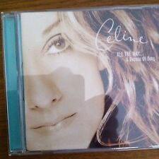 Celine Dion - All the Way - A Decade of Song SACD - multichannel  cd epic