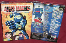 BOX 5 DVD ANIME/MANGA-SUPER ROBOT IRONMAN 28 1 astroganga,giant,babil junior,ufo