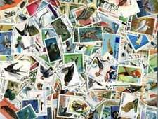 Sensational Birds on Stamps Collection - 500 Different Stamps