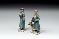 THOMAS GUNN WW2 GERMAN WINTER V003B LUFTWAFFE GUARDS MIB