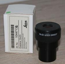 Leica Mikroskop Microscope Okular 10x/23 - 30mm Durchmesser (Leica Nr. 10446332)