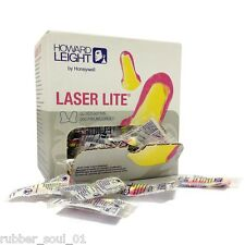 400 Howard Leight Laser Lite Ear Plugs (200 Pairs)