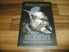 Brian Lumley -- NECROSCOPE  # 18 // METAMORPHOSE // ultimative Vampir-Saga