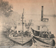 Steamer Cocopah - The Attempted Hold-Up