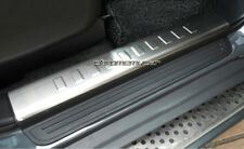 Inner Stainless Door Sills Scuff Kick Step Plate Protector for Holden Captiva 7