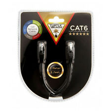 Turtle Beach 2m cat6 Ethernet Rete LAN Patch cavo per ps4 ps3 XBOX 360 One