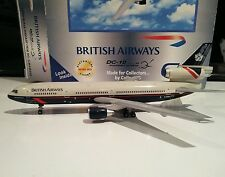 Gemini Jets GJBAW293 British Airways G-BEBM 1/400 Landor Douglas DC-10 model