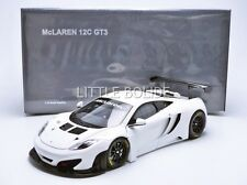 AUTOart 1/18 MC-LAREN MP4-12C GT3 - 2013 81341