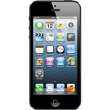APPLE iPHONE 5 - 32 GB - SCHWARZ / GRAPHIT, WIE NEU, OHNE VERTRAG, FREI VOM WERK