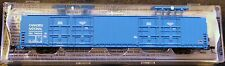 N Scale - BLUFORD SHOPS 87181 CANADIAN NATIONAL Quad Door Auto Parts Boxcar