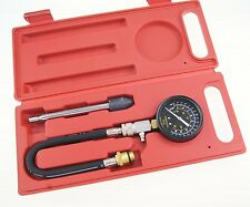 449854 Vacuum Fuel Pump Compression Car Engine Test Gauge Tester Kit Tool