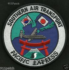 Central Intelligence Agency Southern Air Transport Pacific Express CIA Patch