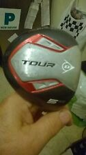 Dunlop Tour Reg Graphite Shaft 18 Degree 3 Wood some minor rattle otherwise gc