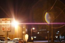 Anamorphic Flare Lens, Enhanced Flare Helios 44M 58mm F2.0 adapts to digital.