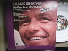 Frank Sinatra My One and Only Love Capital Records Vinyl LP